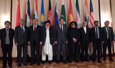 Moscow Afghani Summit