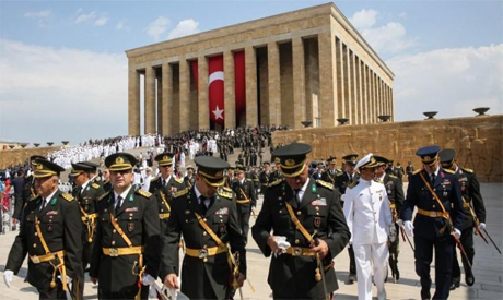 Turkish Army Officers