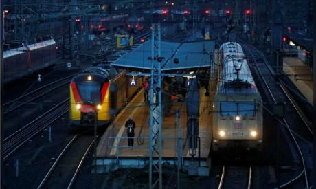 After strike, German rail union seeks talks to end pay