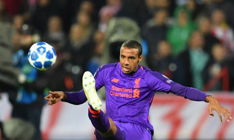 Liverpool's Cameroonian defender Joel Matip out for up to six weeks