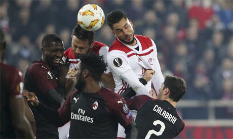 AC Milan fined by UEFA for breaching Financial Fair Play