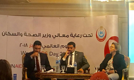 HIV/AIDS day in Egypt, 2018( Photo: Ingy Deif)