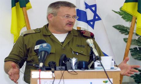 Israeli retired general