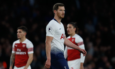 Tottenham Hotspur extends Jan Vertonghen's contract until 2020
