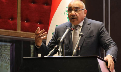 Iraqi Prime Minister Adel Abdul Mahdi (Reuters)