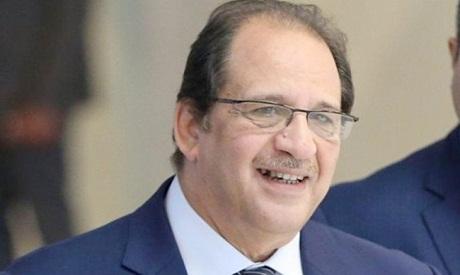 Egypt's intelligence chief Major General Abbas Kamel (Al-Ahram)