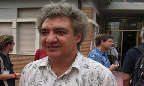 British Iranian academic Abbas Edalat