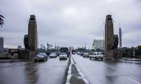 Rain Cairo