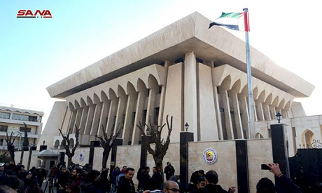 Bahrain resumes work at embassy in Damascus
