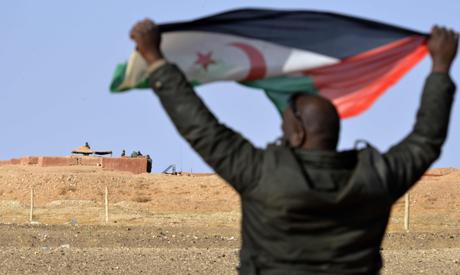 Polisario AFP