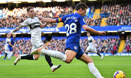 Cesar Azpilicueta: Chelsea defender signs new contract until 2022