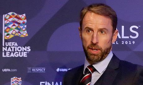 England manager Gareth Southgate (AFP)