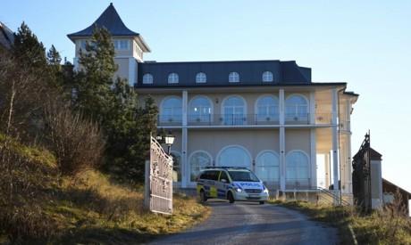 Johannesberg Castle in Rimbo, Sweden