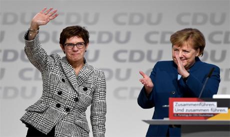 CDU election