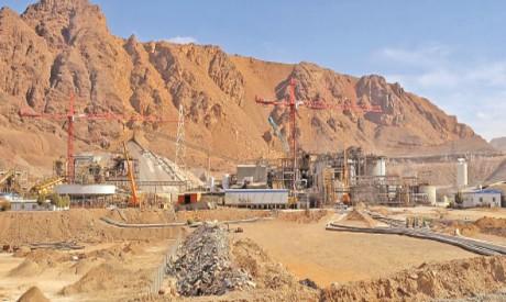 Sukkari gold mine
