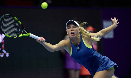 Caroline Wozniacki and Simona Halep could collide again in Qatar Open