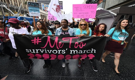 #MeToo march