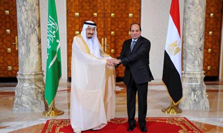 Sisi, King Salman