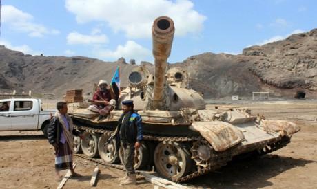 Yemeni southern separatist