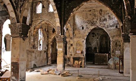 Giza church