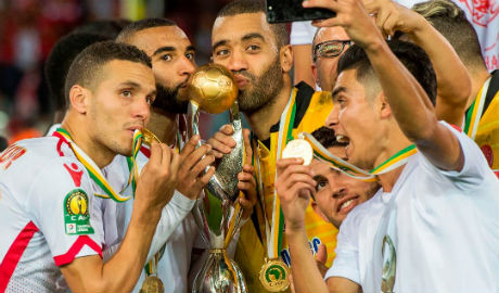 No history for Kazembe as Wydad lifts CAF Super Cup