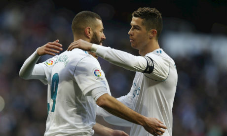 Ronaldo, Benzema