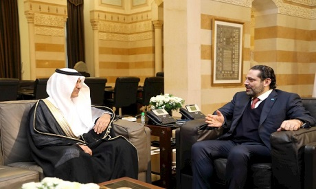 Lebanon's Hariri meets Saudi king after resignation scandal