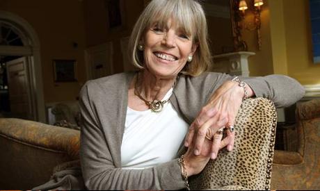 British novelist Penny Vincenzi