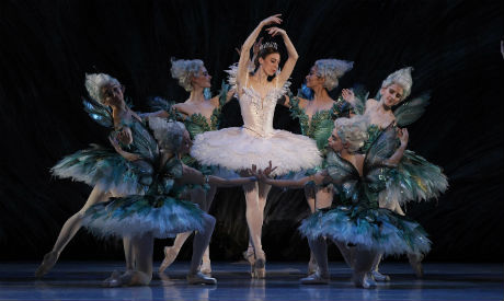 The Sleeping Beauty Ballet
