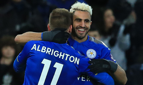 Riyad Mahrez determined to make summer switch