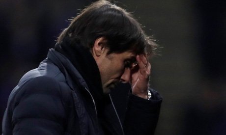 Chelsea players believe in Conte, says Courtois