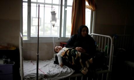 Durra hospital, Gaza