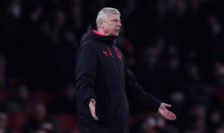 Wenger Dismisses Talks On Arsenal Future