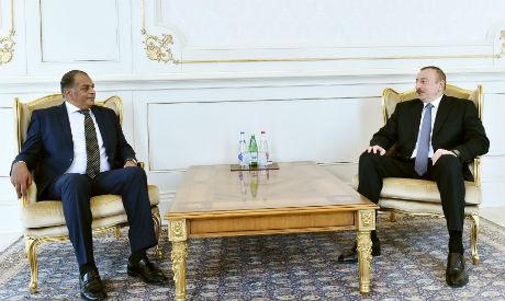 Ambassador Adel Ibrahim
