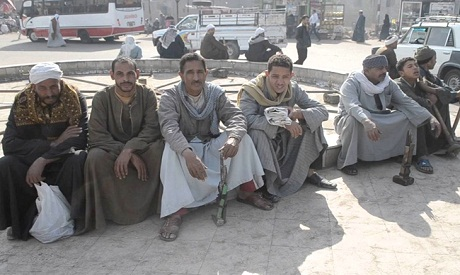 Egyptian Casual workers