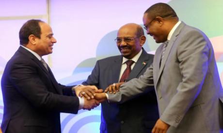 Sisi, Bashir, Desalegn