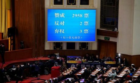 Chinese Vote