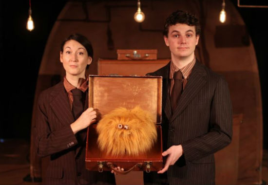 The Secret Life of Suitcases by Unicorn Theatre