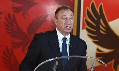 Ahly boss Mahmoud El-Khatib (http://alahlyegypt.com)