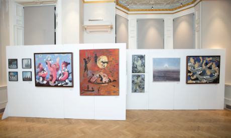 D Exhibition In London : Eternal light art exhibition goes to london after success at