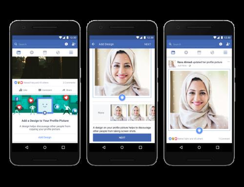 Facebook Profile Picture Design