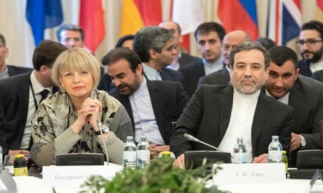 Iran-EU Nuclear Talks