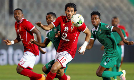 Ahly v Mounana
