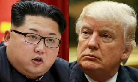 Kim Jong-un, Trump