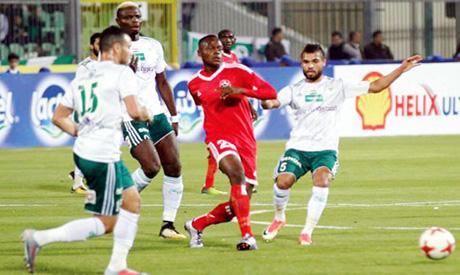 File photo: Masry v Simba (Reuters)