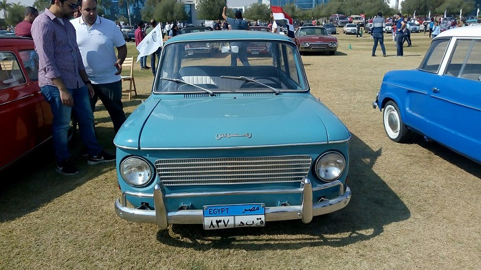 Ramsis first Egyptian Car photo Amira Noshokaty