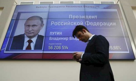 Putin Results