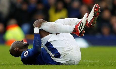 Substitute Wood helps Burnley beat Everton