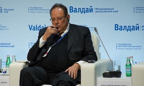 Ali Nasser Mohamed