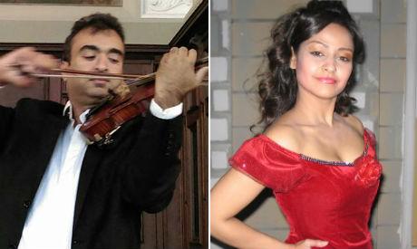 violin and soprano